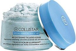 Düfte, Parfümerie und Kosmetik Glättendes Körperpeeling - Collistar Special Essential White Brightening Talasso-Scrub