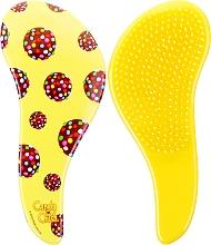 Düfte, Parfümerie und Kosmetik Entwirrbürste gelb - KayPro Dtangler The Mini Brush Yellow