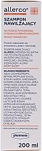 Feuchtigkeitsspendendes Haarshampoo - Allerco Emolienty Molecule Regen7 Shampoo — Bild N2