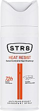 Düfte, Parfümerie und Kosmetik Deospray Antitranspirant - STR8 Heat Resist Antiperspirant Deodorant Spray
