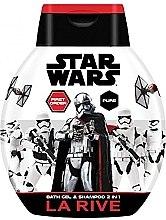 Düfte, Parfümerie und Kosmetik La Rive Star Wars First Order - 2in1 Gel & Shampoo