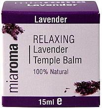 Düfte, Parfümerie und Kosmetik Entspannender Gesichtsbalsam mit Lavendelöl - Holland & Barrett Miaroma Relaxing Lavender Temple Balm