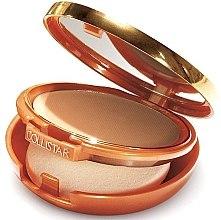 Düfte, Parfümerie und Kosmetik Kompakte Bräunigungscreme mit mittelstarker Deckkraft SPF 6-30 - Collistar Tanning Compact Cream SPF 6