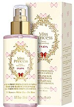 Düfte, Parfümerie und Kosmetik Pupa Miss Princess Body and Hair Scented Water White Tea - Eau de Parfum