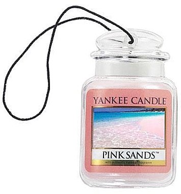 Auto-Lufterfrischer Pink Sands - Yankee Candle Pink Sands Ultimate Car Jar — Bild N1