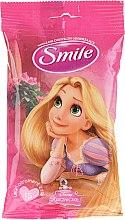 Düfte, Parfümerie und Kosmetik Feuchttücher Princess-Rapunzel - Smile Ukraine Princess