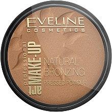 Düfte, Parfümerie und Kosmetik Gepresster Bronzing-Puder - Eveline Cosmetics Art Professional