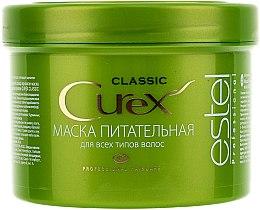 Düfte, Parfümerie und Kosmetik Nährende Haarmaske mit Weizenproteinen - Estel Professional Curex Classic