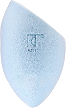 Schminkschwamm hellblau - Real Techniques Miracle Powder Sponge For Powder Makeup 04159 — Bild N2