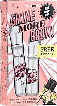 Düfte, Parfümerie und Kosmetik Augenbrauen-Pflegeset (Augenbrauengel 3g + Augenbrauengel 1.5g) - Benefit Gimme More Brow!