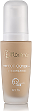 Düfte, Parfümerie und Kosmetik Foundation - Flormar Perfect Coverage Foundation