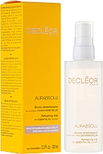 Erfrischendes Nebelspray mit ätherischen Ölen - Decleor Aurabsolu Refreshing Mist — Bild N1