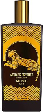 Memo African Leather - Eau de Parfum — Bild N1