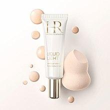 Verjüngendes Fluid für strahlende Gesichtshaut - Helena Rubinstein Liquid Light Glow Touch Creator — Bild N2