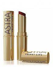 Düfte, Parfümerie und Kosmetik Lippenstift - Astra Make-up Velvet Lips