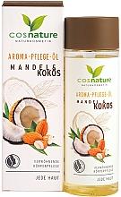 Düfte, Parfümerie und Kosmetik Körperöl mit Mandel und Kokosnuss - Cosnature Aromatherapy Body Oil Almond & Coconut