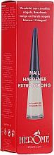 Düfte, Parfümerie und Kosmetik Nagelhärter - Herome Nail Hardener Extra Strong