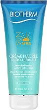 Düfte, Parfümerie und Kosmetik Feuchtigkeitsspendende Körpercreme nach dem Sonnen - Biotherm After Sun Oligo-Thermal Sparkle Cream