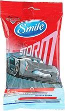 Düfte, Parfümerie und Kosmetik Feuchttücher Cars-Jackson Storm - Smile Ukraine Cars