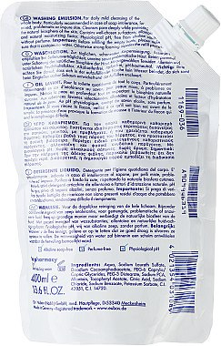 Waschlotion - Eubos Med Basic Skin Care Liquid Washing Emulsion (Doypack) — Bild N2