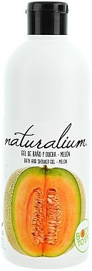 Bade- und Duschgel mit Melonenduft - Naturalium Bath And Shower Gel Melon — Bild N1