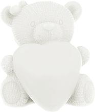 Handgemachte Naturseife Teddybär mit Ananasduft - LaQ Happy Soaps Natural Soap — Bild N1