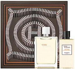 Düfte, Parfümerie und Kosmetik Hermes Terre d'Hermes Eau Tres Fraiche - Duftset (Eau de Toilette 125ml + Duschgel 80ml)