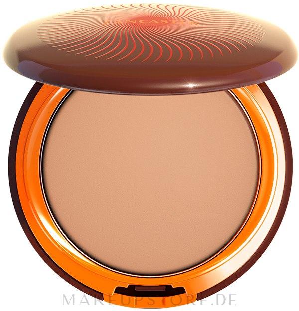 Kompakter Sonnenschutzpuder LSF 30 - Lancaster Sun Face Compact — Bild 01 - Light Glow