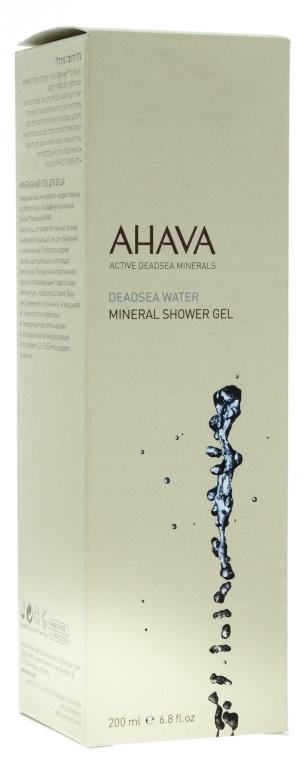 Mineralisches Duschgel mit Aloe Vera-Extrakt und Granatapfel- und Kirschblüten-Duft - Ahava Mineral Shower Gel — Bild N1