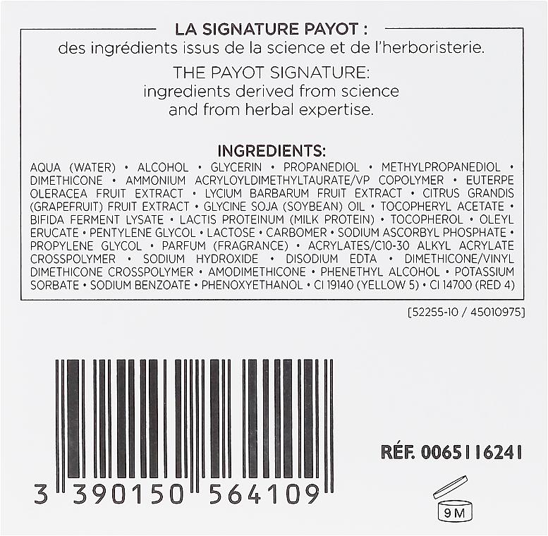 Energiespendendes Gelee für mehr Ausstrahlung - Payot My Payot Jour Gelle — Bild N3
