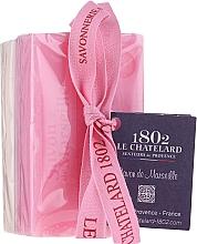 Düfte, Parfümerie und Kosmetik Seifenset - Le Chatelard 1802 Rose & Jasmine (Seife 100g + Seife 100g)