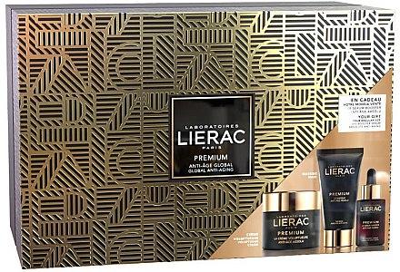Gesichtspflegeset - Lierac Premium (Gesichtscreme 50ml + Gesichtsmaske 75ml + Gesichtsserum 30ml) — Bild N1