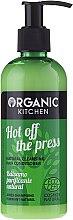 Reinigende Haarspülung mit Minze- und Gurkenextrakt - Organic Shop Organic Kitchen Conditioner Hot Off the Press — Bild N1