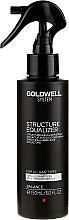 Düfte, Parfümerie und Kosmetik Strukturausgleichendes Haarspray ohne Ausspülen - Goldwell System Structure Equalizer