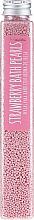 Düfte, Parfümerie und Kosmetik Badeperlen Erdbeerduft - IDC Institute Bath Pearls Strawberry