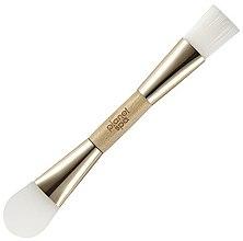 Düfte, Parfümerie und Kosmetik Doppelseitige Maskenpinsel - Avon Planet Spa