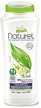 Düfte, Parfümerie und Kosmetik Shampoo mit Grüntee-Extrakt und Kastanie - Winni's Naturel Shampoo The Verde