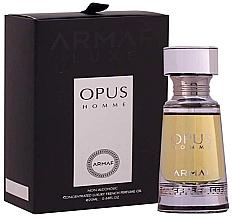 Düfte, Parfümerie und Kosmetik Armaf Opus Homme Non Alcoholic Perfume Oil - Parfümöl