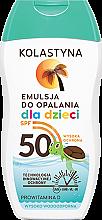 Düfte, Parfümerie und Kosmetik Sonnenschutz-Körperlotion für Kinder SPF 50 - Kolastyna Sun Protection Kids Lotion SPF 50