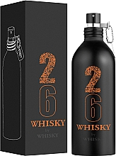Düfte, Parfümerie und Kosmetik Evaflor Whisky by Whisky 26 - Eau de Toilette