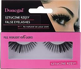 Düfte, Parfümerie und Kosmetik Set Künstliche Wimpern 4459 - Donegal Full Highlight Eye Lashes