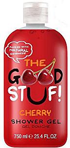 Feuchtigkeitsspendendes Duschgel mit Kirschduft - The Good Stuff Cherry Shower Gel — Bild N1