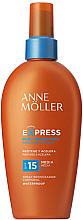 Düfte, Parfümerie und Kosmetik Sonnenschutzmilch SPF 15 - Anne Moller Express Sunscreen Body Spray SPF15