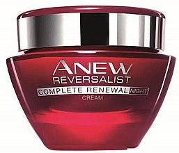 Düfte, Parfümerie und Kosmetik Erneuernde Nachtcreme für das Gesicht - Avon Anew Reversalist Night Cream 35+