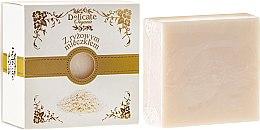 Düfte, Parfümerie und Kosmetik Seife mit Reismilch - Delicate Organic Aroma Soap