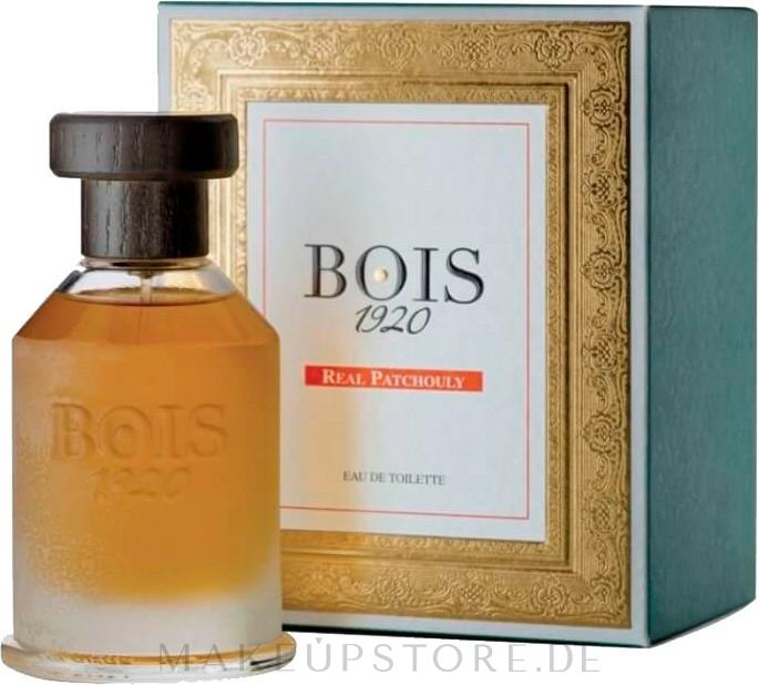 Bois 1920 Real Patchouly - Eau de Toilette — Bild 50 ml