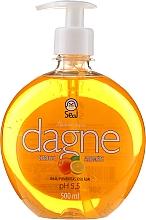 Düfte, Parfümerie und Kosmetik Flüssige Hand- und Körperseife mit Zitrusduft - Seal Cosmetics Dagne Liquid Soap