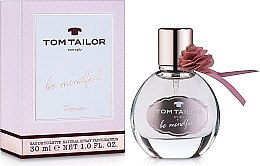 Düfte, Parfümerie und Kosmetik Tom Tailor Be Mindful Woman - Eau de Toilette