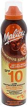 Düfte, Parfümerie und Kosmetik Sonnenschutzendes Trockenöl für den Körper - Malibu Continuous Dry Oil Spray SPF 10