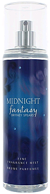 Britney Spears Midnight Fantasy - Parfümierter Körpernebel